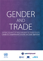 Assessing the Impact of Trade Agreements on Gender Equality