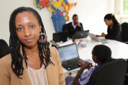 Equipping East African women digital entrepreneurs with skills to thrive